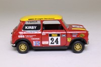 Corgi Classics 04429; BL/Rover Mini; Mighty Minis Racing: John Kirby