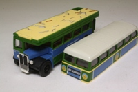Corgi Classics CC06101; AEC RT Double Deck Bus (1:64); James Bond Live and Let Die, San Monique