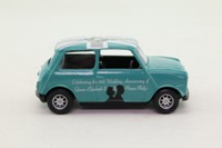 Corgi Classics CC82108; BL/Rover Mini; 2017 Queens 70th Wedding Anniversary