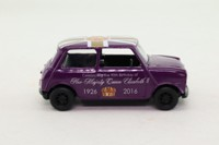 Corgi Classics CC82107; BL/Rover Mini; 2016 Queen's 90th Birthday