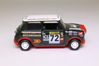 Corgi Classics 4415; BL/Rover Mini; Eddie Stobart Ltd; 1997 RAC British Rally