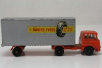 Matchbox Major Pack M2; Bedford Tractor & York Trailer