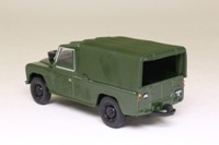 Corgi Classics 07302; Land-Rover Series 2 109; British Army, Gloss Green