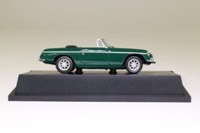 Atlas Editions 4 656 106; MGB Roadster; British Racing Green, 1970