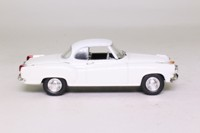 Atlas Editions 4 656 129; 1960 Borgward Isabella Coupe; White