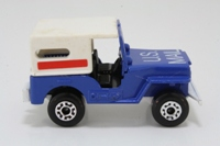 Matchbox/Lesney 5g; Jeep US Mail Truck