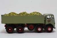 Corgi Classics CC10102; Foden S21 Mickey Mouse; 8 Wheel Rigid Tipper, Keirby & Perry Ltd of Blackpool, Gravel Load