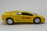 Matchbox Superkings K-177; Lamborghini Diablo; Yellow
