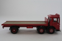 Corgi Classics Code 3; AEC Ergomatic Cab; 6 Wheel Rigid Flatbed, British Road Services