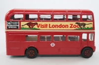 Corgi Classics 469; AEC Routemaster Bus; London Transport; Rt 24 Victoria St, Visit London Zoo