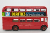 Corgi 469; AEC Routemaster Bus; London Transport; 8 Oxford Circus; Beatties