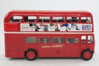 Corgi Classics C634; AEC Regent (1:64); London Transport; Rt 52 Mill Hill, Willesden, Notting Hill Gate, Kensington