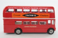 Corgi Classics 469/8; AEC Routemaster Bus; London Transport; Rt 48 St Pauls, Waterloo, Jacobs Cream Crackers