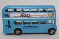 Corgi 46930; AEC Routemaster Bus; Guide Dogs for the blind; Rte 2 High St Bingley