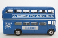 Corgi Classics 633; AEC Routemaster Bus; Hospital Radio: Rt 86 Blackpool