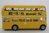 Corgi Classics 638; AEC Routemaster Bus; London Transport; Rt 50 Burton Latimer, Special; Weetabix