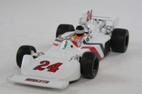 Corgi Classics 97373; 1974 Hesketh 308 Ford Cosworth V8; James Hunt, The Donnington Collection