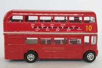 Corgi Classics TY82301; AEC Routemaster Bus; London Transport; Rt 10 Aldwych, Finchley Rd, Oxford St, Regent St, Piccadilly Circus, Strand