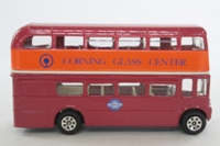 Corgi Classics C469/18; AEC Routemaster Bus; New York; Corning Glass Center