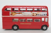 Corgi Classics 469; AEC Routemaster Bus; London Transport; Rt 30 Marble Arch, Harrod's Souvenir