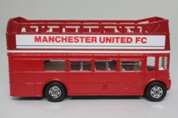 Corgi Classics 469; AEC Routemaster Bus; Open Top; Manchester United FC; 1983 FA Cup Winners, Wembley