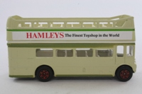 Corgi Classics C528; AEC Routemaster Bus; Open Top, NBC Bath, Hamley's of Regent St Souvenir