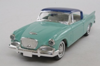 A Century of Cars: 54. Solido 1957 Studebaker Silver Hawk