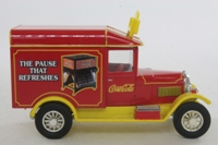 Matchbox Collectibles YVM96508; 1929 Morris Cowley Van; Coca-Cola