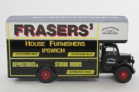 Corgi Classics C953/3; Bedford O Series Pantechnicon; Frasers' House Furnishings, Ipswich
