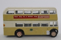 Corgi Classics Code 3; AEC RT Double Deck Bus (1:64); Wallasey, Rt 16 New Brighton, Warren Drive