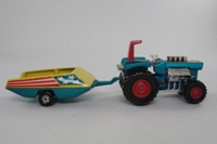 Matchbox King Size K-3/4; Mod Tractor & Trailer