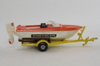 K-25/1 Powerboat & Trailer/1