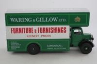 Corgi Classics C953/2; Bedford O Series Pantechnicon; Waring & Gillow; London
