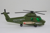Matchbox Battle Kings K-118/1; Kaman Seasprite Helicopter