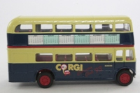 Corgi Classics C599; AEC RT Double Deck Bus (1:64); Corgi Collector Club 1993, Meridian West, Leicester