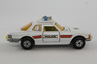 Matchbox SpeedKings K-61; Mercedes-Benz 350 SLC Police