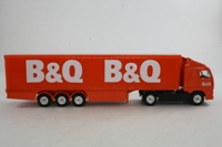 Corgi Superhaulers TY86733; Volvo FH 1:64 Scale; Artic Curtainside Trailer, B&Q Shop On-Line