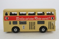 Matchbox SuperKings K-15/4; Berlin Bus, Daimler Fleetline