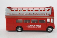 Corgi Classics 32404; AEC Routemaster Bus; Open Top, London Pride; Rt 8 London Tour, Victoria, Westminster, St Pauls, Tower, Piccadilly Circus