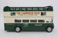 Corgi 32402; AEC Routemaster Bus; Open Top: Guide Friday Cambridge Tour