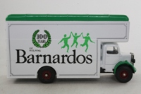 Corgi Classics 97087; Bedford O Series Pantechnicon; 100 Years of Barnados