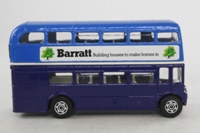 Corgi Classics 469; AEC Routemaster Bus; Barratt, Building Houses to Make Homes In