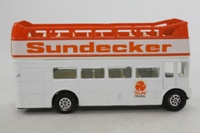 Corgi Classics 478; AEC Routemaster Bus; Open Top; Sundecker, Rt 3 Marrakesh