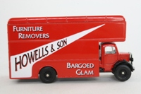 Corgi Classics 97195; Bedford O Series Pantechnicon; Howells & Son