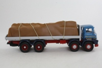 Corgi Classics 13901; Foden S21 Mickey Mouse; Bassett Roadway; 8 Wheel Rigid Flatbed, Sheeted Load