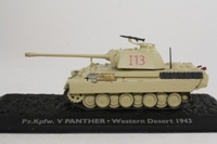 Atlas Editions Military Vehicles: Pz.Kpfw V Panther German Tank