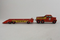 Matchbox King Size K-8/1; Scammell Ballast & Low Loader