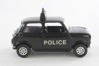 Corgi Classics 94145; BL/Rover Mini; Police Car, Black