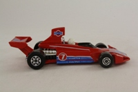 Matchbox Speed Kings K-41/2; Martini Brabham BT44 Formula 1 Racing Car