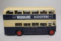 Corgi Classics C599; AEC RT Double Deck Bus (1:64); Eastbourne Corporation, Rt 4 Ocklynge, Eldon Rd Circ